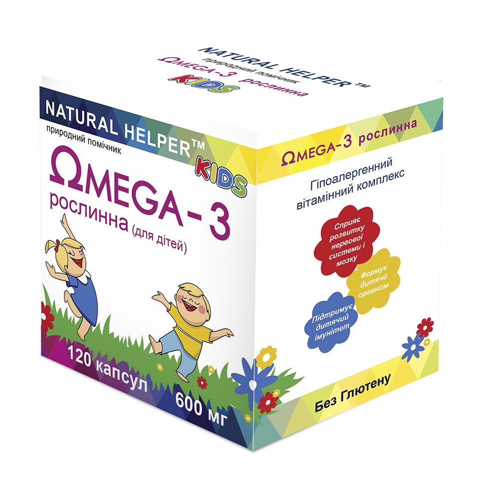 Omega 3 Природный Помощник Детский